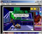Comix Zone Windows Picking items.