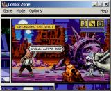 Comix Zone Windows An enemy being drawn.