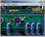 "Comix Zone Windows You literally can ""see"" the sound effects."