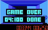 The Light Corridor DOS Game over (EGA)