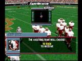 NCAA GameBreaker 2000 PlayStation Coinflip
