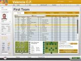 FIFA Manager 07 Windows Team selection