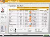 FIFA Manager 07 Windows Transfer market