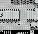 Kaeru no tame ni Kane wa Naru Game Boy The bridge repairs, allowing Sablé to cross