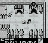 Kaeru no tame ni Kane wa Naru Game Boy This town is full of frogs, and one tags along with Sablé