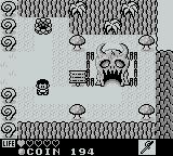 Kaeru no tame ni Kane wa Naru Game Boy Uh oh, a creepy house!