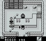 Kaeru no tame ni Kane wa Naru Game Boy The wizard here gives you a strange potion to drink