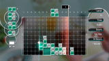 Lumines Live! Xbox 360 The skin has changed again, along with the music.