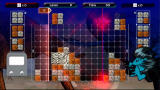 Lumines Live! Xbox 360 The CPU's avatar changes depending on whether it's losing...