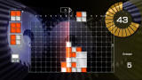 Lumines Live! Xbox 360 In Time Trial Mode, you must clear as many blocks as possible in the time limit.