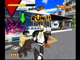 Jet Grind Radio Dreamcast Running from the cops