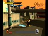 Jet Grind Radio Dreamcast The Monster of Kogane level