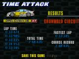 Sega Touring Car Championship Windows Race stats