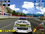 Sega Touring Car Championship Windows The Replay allows to follow the race from many angles
