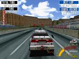 Sega Touring Car Championship Windows Brickwall Town is a tough street circuit