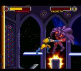 X-Men: Mutant Apocalypse SNES Wolverine vs Magneto