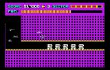 Skramble Commodore 64 Crash!