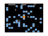 Ice Master TRS-80 CoCo Game play