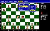 The Fidelity Chessmaster 2100 DOS Choosing a Voice allow you to hear a ChessMaster's comments on the moves...