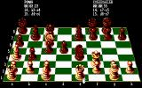 The Fidelity Chessmaster 2100 DOS 3D View of the board is supported...
