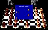 The Fidelity Chessmaster 2100 DOS List of Captured Pieces...
