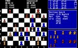 The Fidelity Chessmaster 2100 DOS Legal moves for taken chess-man may be shown also in War View, which includes more statistics...