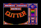 Gutter Amstrad CPC High Score is changed...