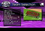 Total Football Genesis The colourful team selection