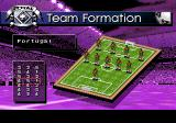 Total Football Genesis Formations