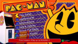 Pac-Man Xbox 360 Main menu