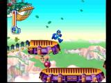Mega Man 8: Anniversary Edition PlayStation In Tengu Man's level