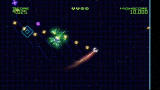 Geometry Wars: Retro Evolved Xbox 360 More enemies spawn in.