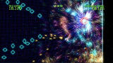 Geometry Wars: Retro Evolved Xbox 360 ...followed by heaps of enemies joining in!