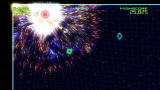 Geometry Wars: Retro Evolved Xbox 360 Shooting a black hole caused blinding explosions.