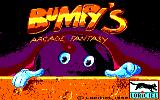 Bumpy's Arcade Fantasy Amstrad CPC Loading screen