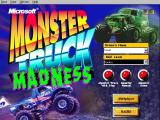 Monster Truck Madness Windows Title Screen