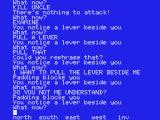 Snowball MSX Stupid interpreter!