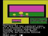 Return to Eden MSX Starting point