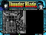 ThunderBlade MSX Lots of explosions