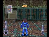 Mega Man Legends PlayStation Dungeon diving.