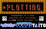 Plotting Commodore 64 Title screen