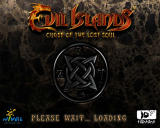 Evil Islands: Curse of the Lost Soul Windows Title screen