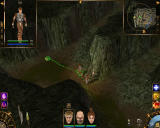 Evil Islands: Curse of the Lost Soul Windows Exploring a dungeon...