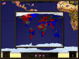 Risk: The Game of Global Domination Windows A map of the world