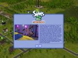 The Sims 2: Nightlife Windows Downtown successfully created!