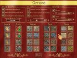 Rings of the Magi v2.0 Windows Options Screen