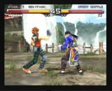 Tekken 5 PlayStation 2 In-game