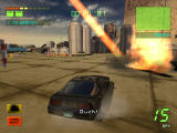 Knight Rider 2: The Game Windows This opponent cannot be defeated; evade the laser.