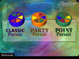 Trivial Pursuit: Millennium Edition Windows Choose one of the three available game modes.