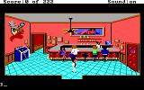 Leisure Suit Larry in the Land of the Lounge Lizards DOS In the bar. Familiar characters?..